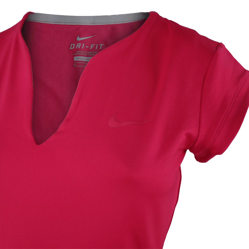 Camiseta Nike Pure Dri Fit 425957-692 Feminina