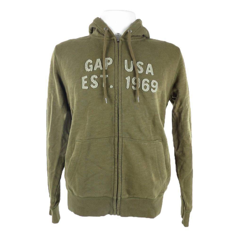 Jaqueta Moletom Capuz GAP USA Est. 1969 S142135-00 Masculino