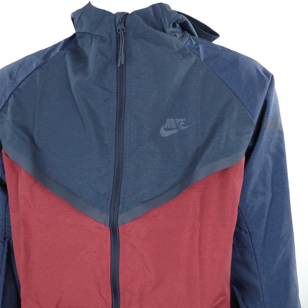 Jaqueta Nike Bonded Windrumer 727349-673 Masculino