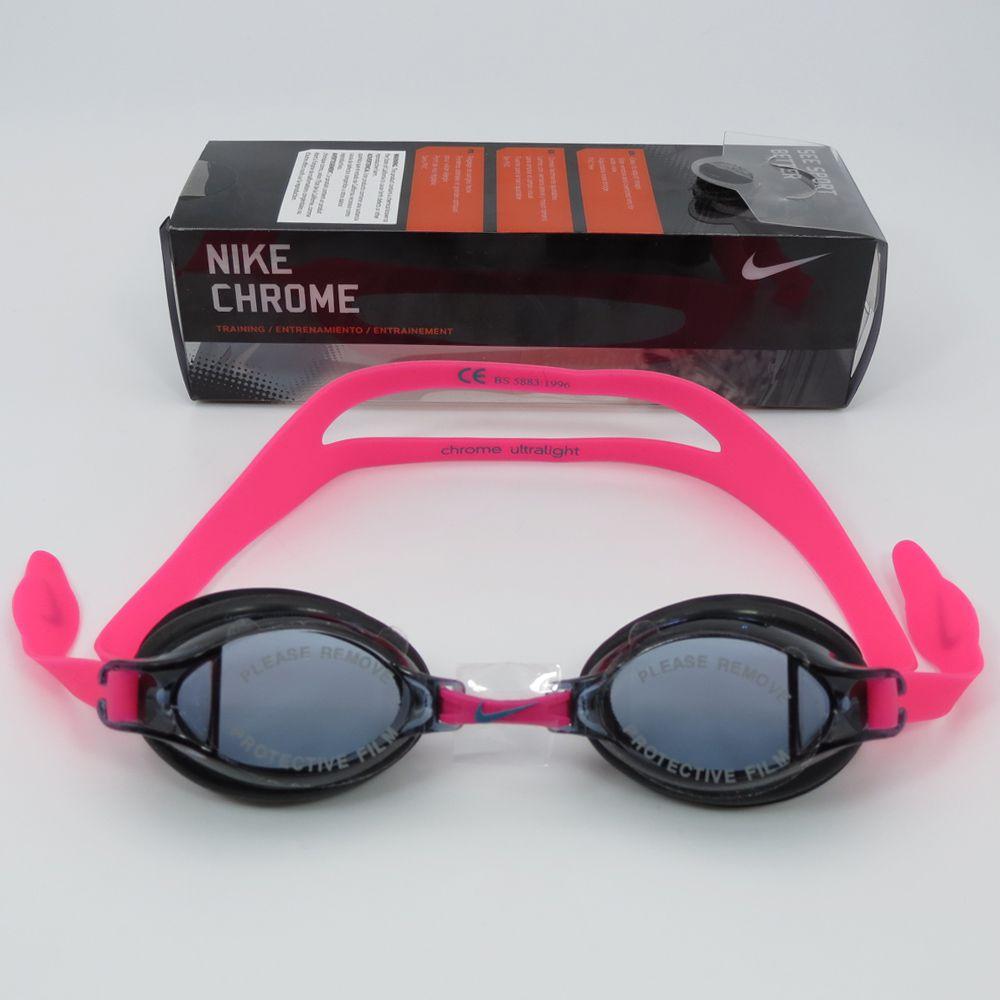 Óculos Natação Nike Chrome Vivid Ultraght N79151-655 Unissex
