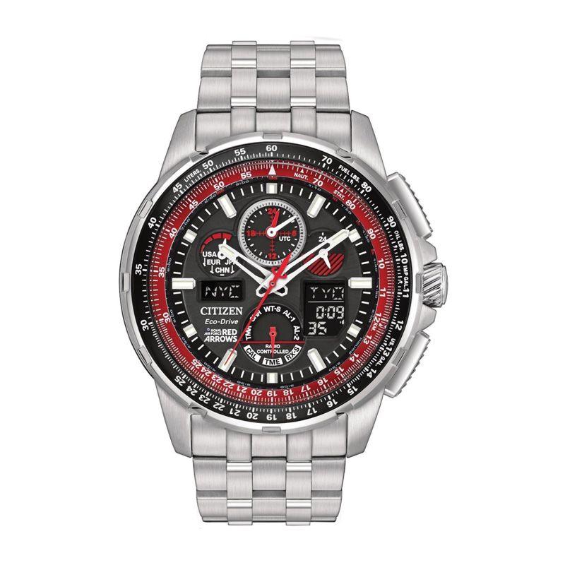Relógio Citizen Skyhawk Red Arrows JY8059-57E
