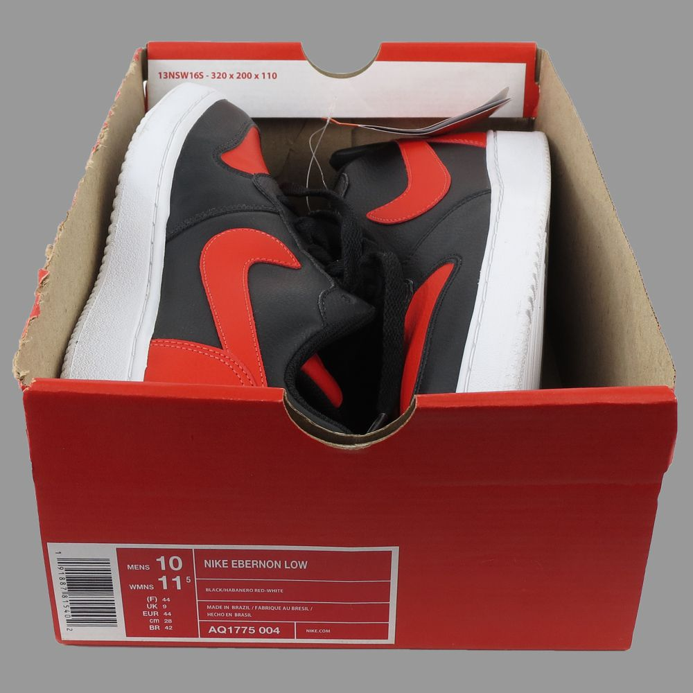 Tenis Nike Ebernon Low AQ1775-004 Unissex