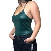 Body Feminino Minuty Country Alça Ref. 554