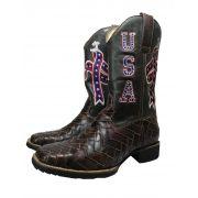 Bota RiberShoes Escamada U.S.A Ref. 47108