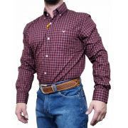 Camisa Masculina All Hunter Xadrez Ref. 835