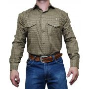 Camisa Masculina Minuty Country Estampada Ref. 2503