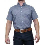 Camisa Masculina Minuty Manga Curta Ref. 2502