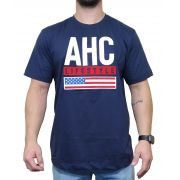 Camiseta All Hunter Azul Marinho Ref. 800 Silk Premium