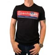 Camiseta Copenhagen United States Preta