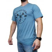 Camiseta Indian Farm  Azul Ref. Machado