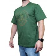 Camiseta Indian Farm Verde Ref. Cacto