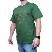 Camiseta Indian Farm Verde Ref. Cacto