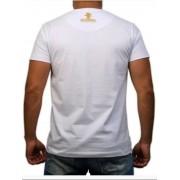 Camiseta Masculina Sacudido's Branca Nossa Senhora