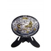 Fivela Sumetal Laço Comprido Ref. 926f