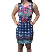 Vestido Minuty Country Estampado Ref. 379