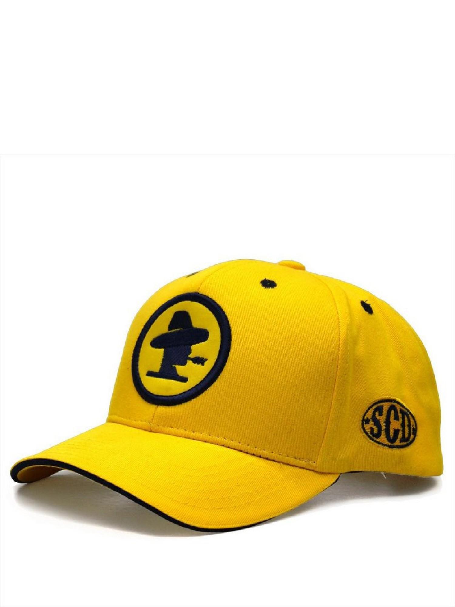 Boné Masculino Sacudido's Amarelo BN235SCD
