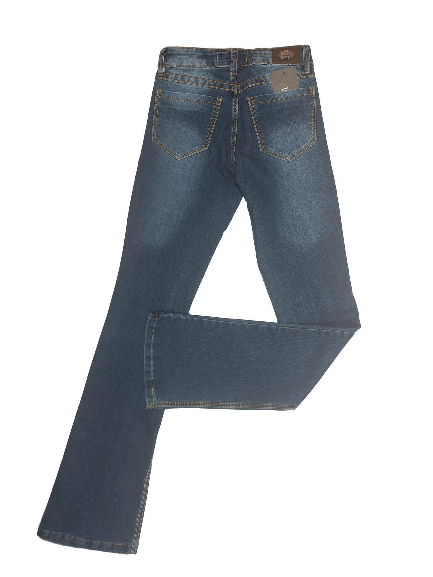 Calça Feminina Dock's Ocre Hot Pants Ref. 002.1417.005