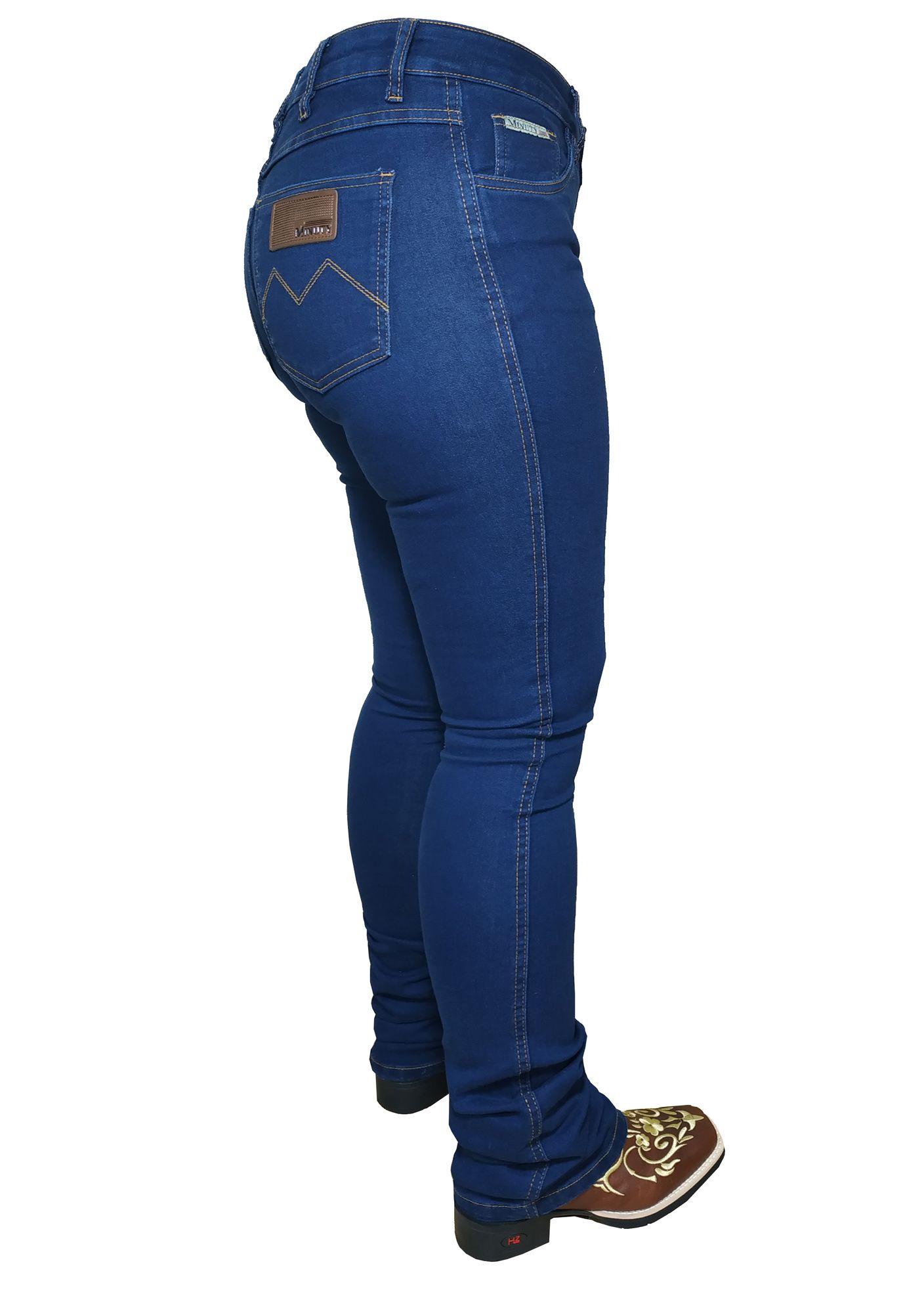 Calça Feminina Minuty Boot Cut Ref 95035