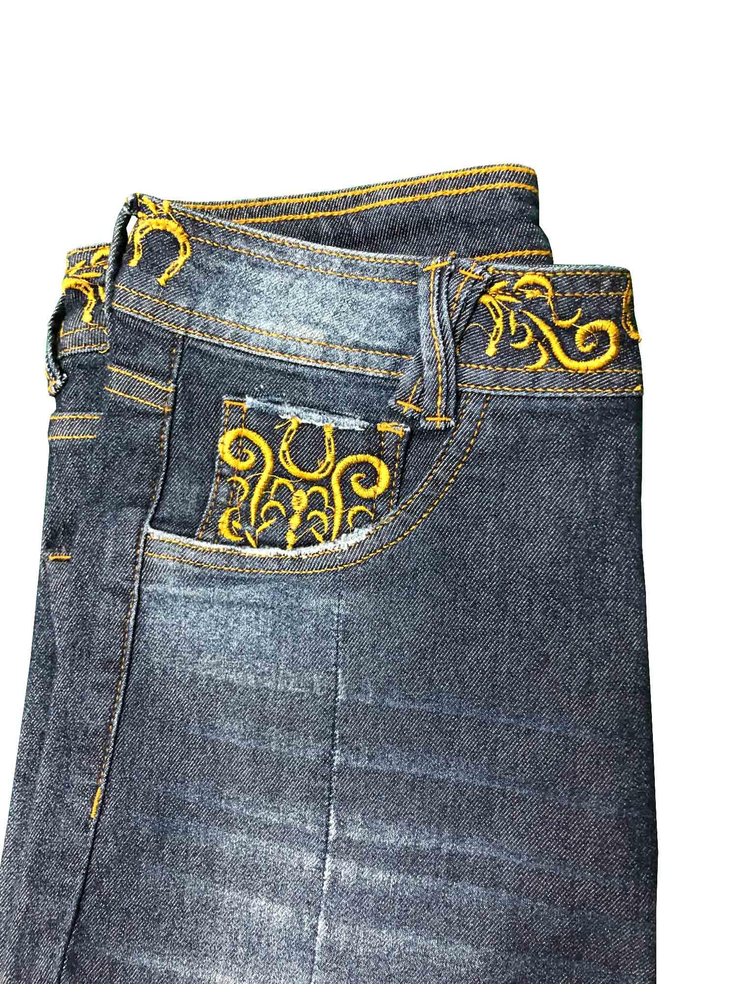 Calça Feminina Minuty Hot Pant Flare Ref 201837