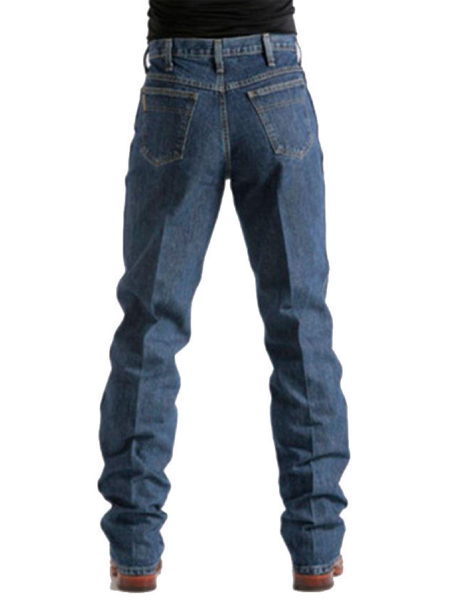 Calça Jeans Cinch Green Label Dark Original Fit