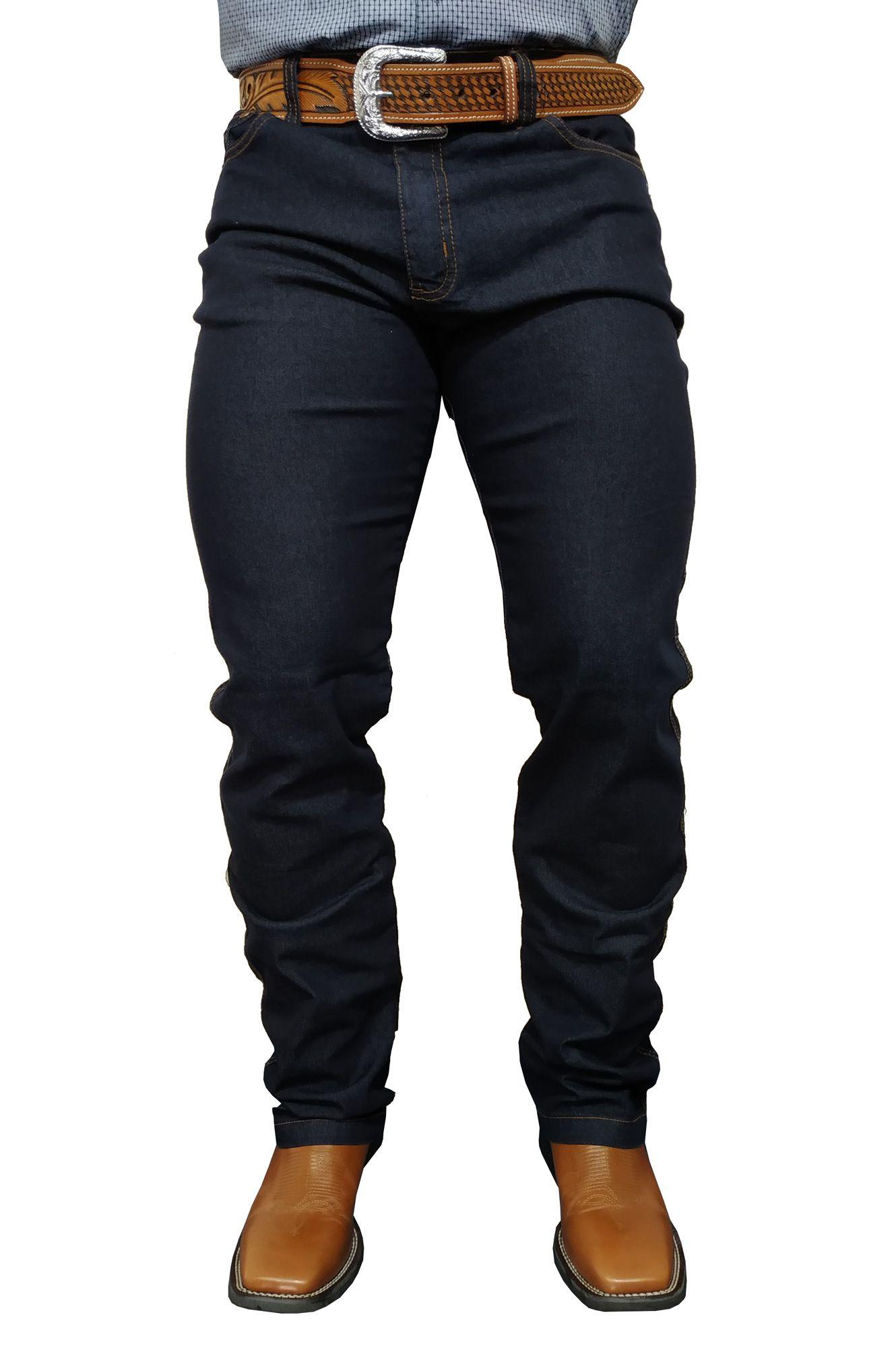 Calça Masculina 50X Escura Ref. 603