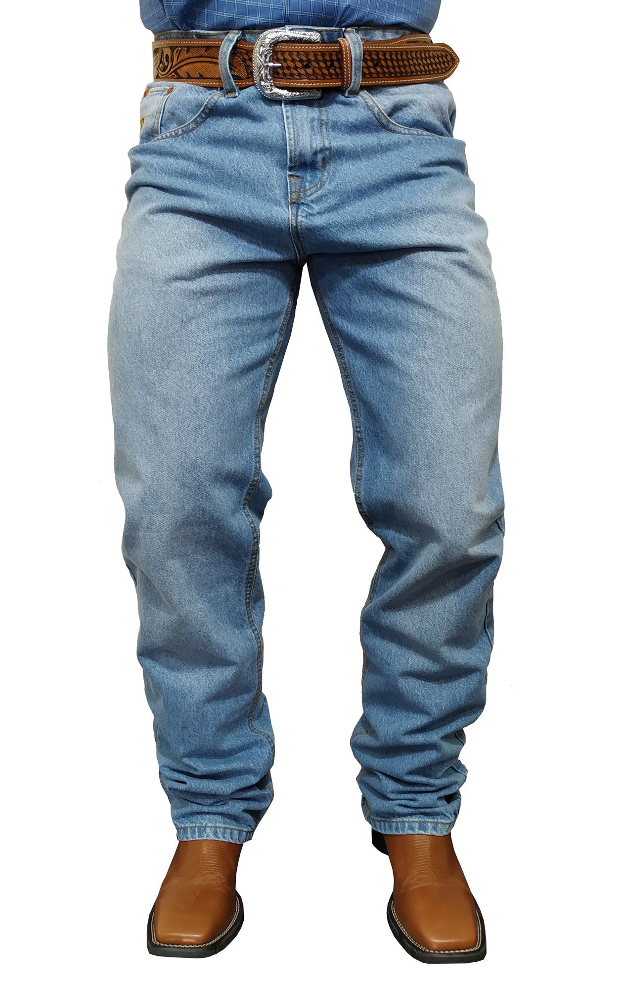 Calça Masculina All Hunter Ref. Delave Strong
