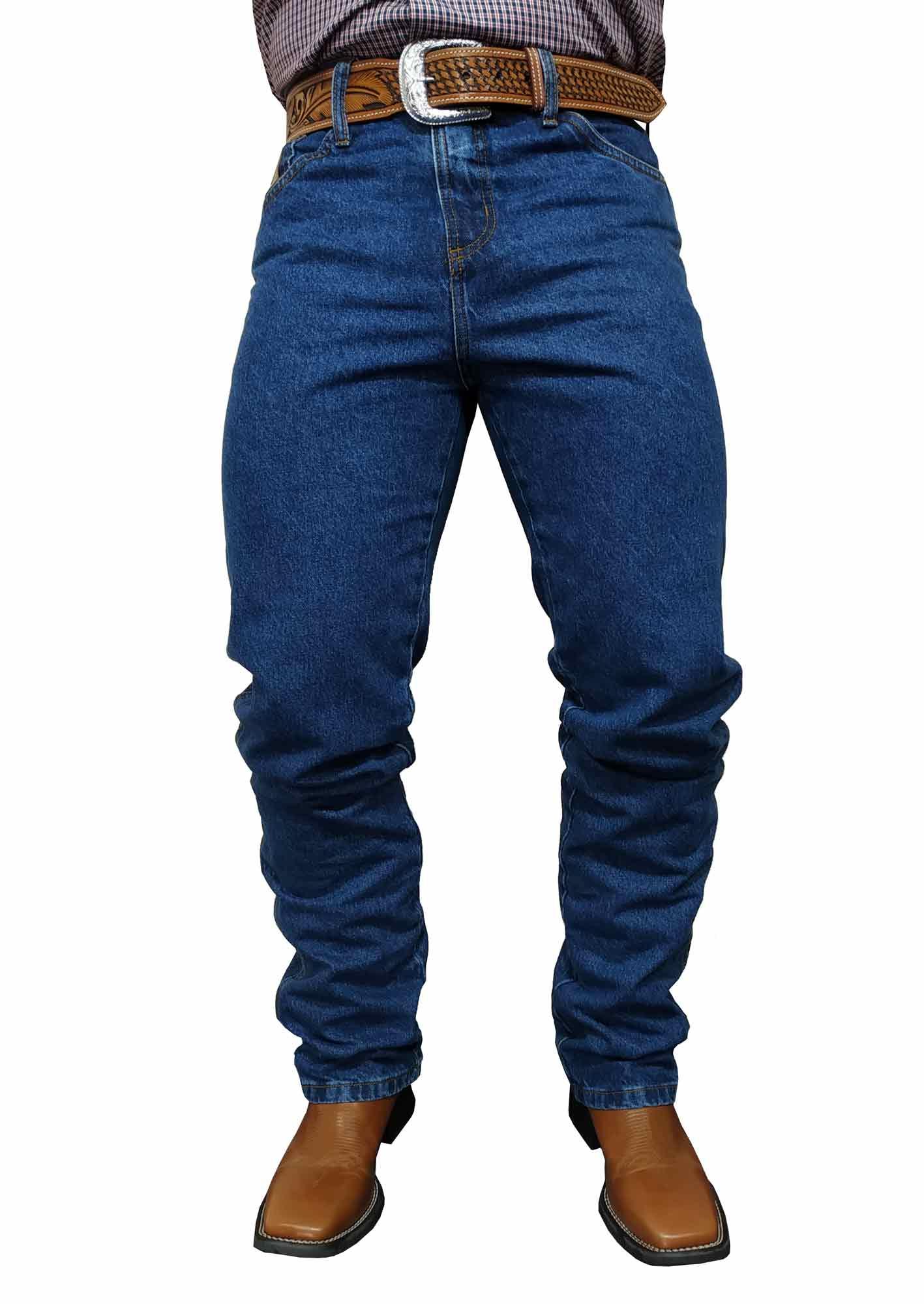 Calça Masculina Smith Brother's Amaciado Jeans Escuro Ref. B-146