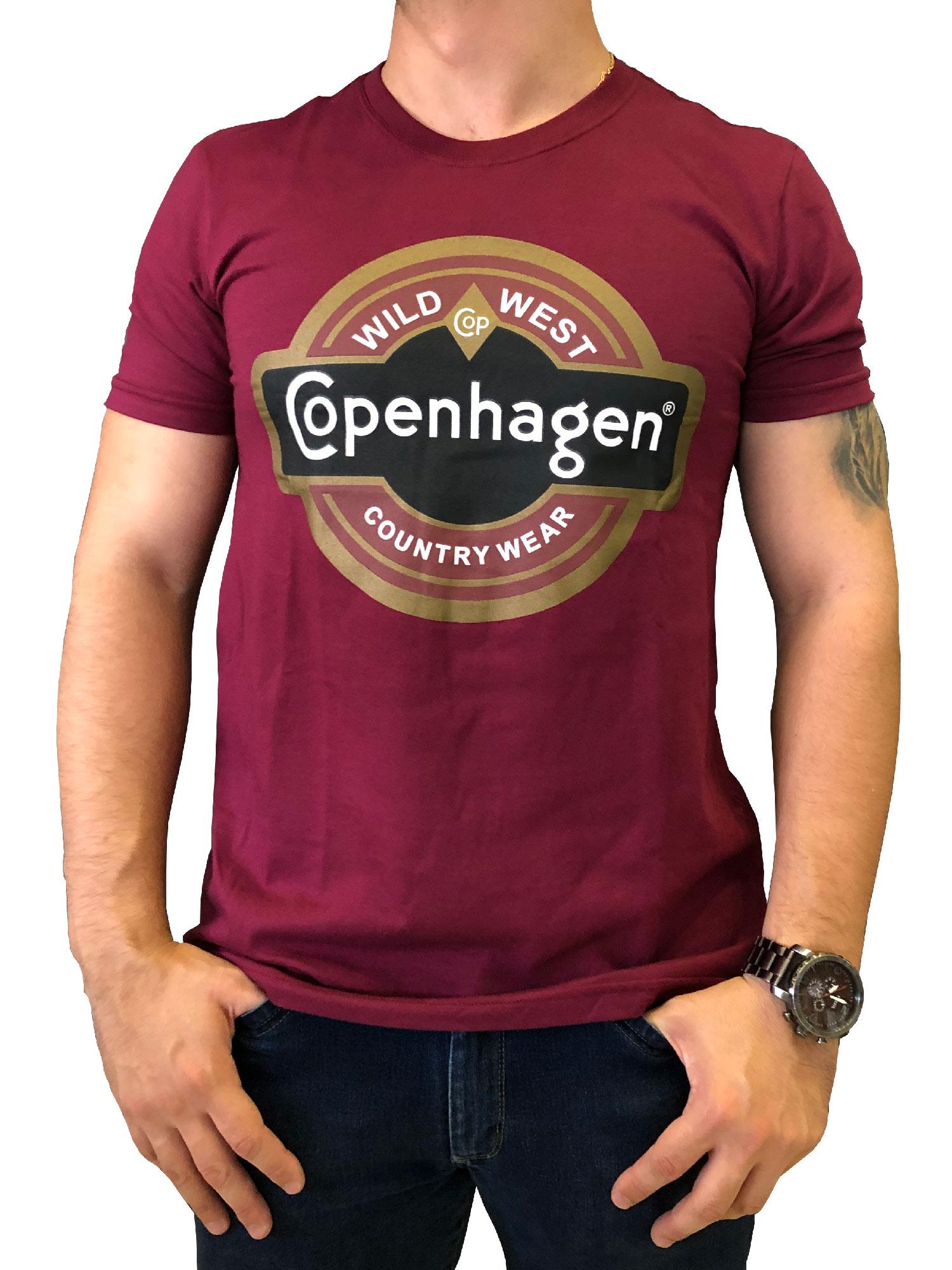 Camiseta Copenhagen Premium Wild West