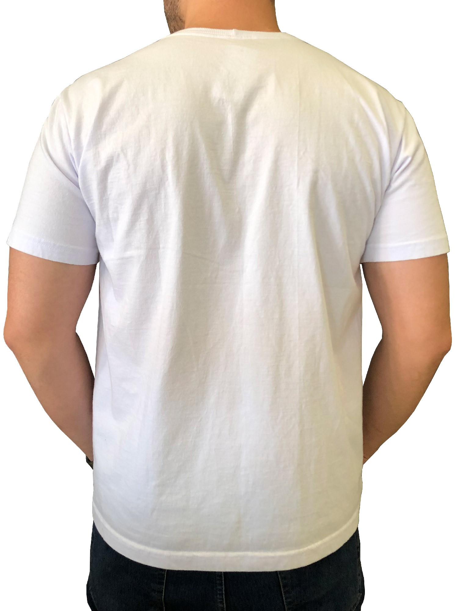 Camiseta Copenhagen U.S.A Branca
