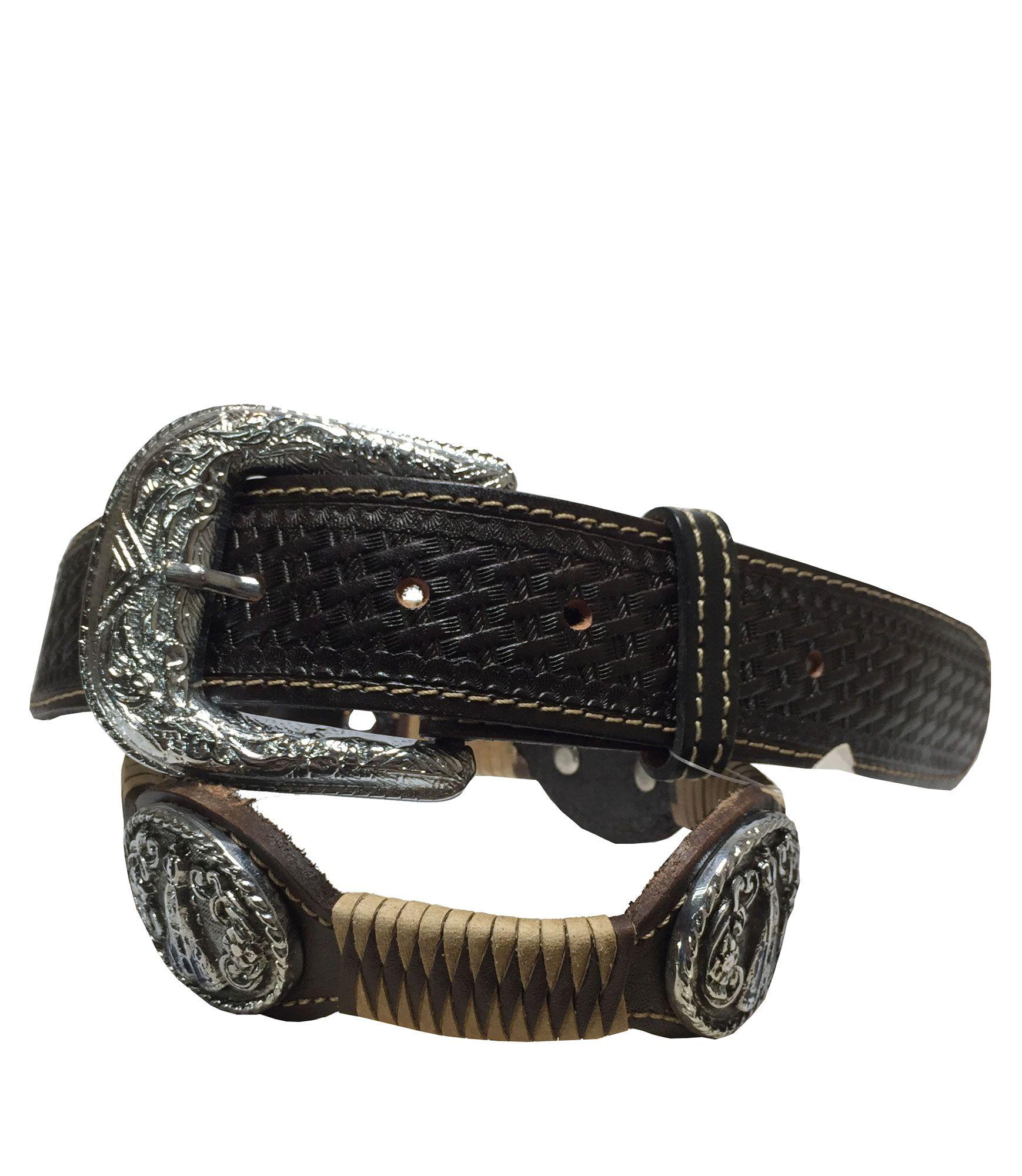 Cinto cowboy Brand Nossa Senhora Ref. 8054