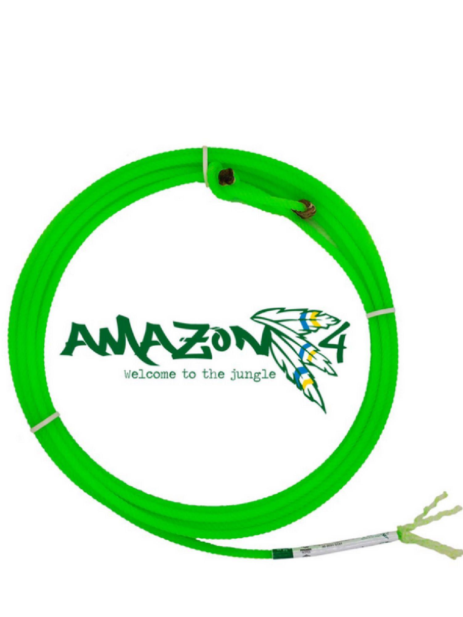 Laço Team Roping 4 Tentos Amazon Pe M:35