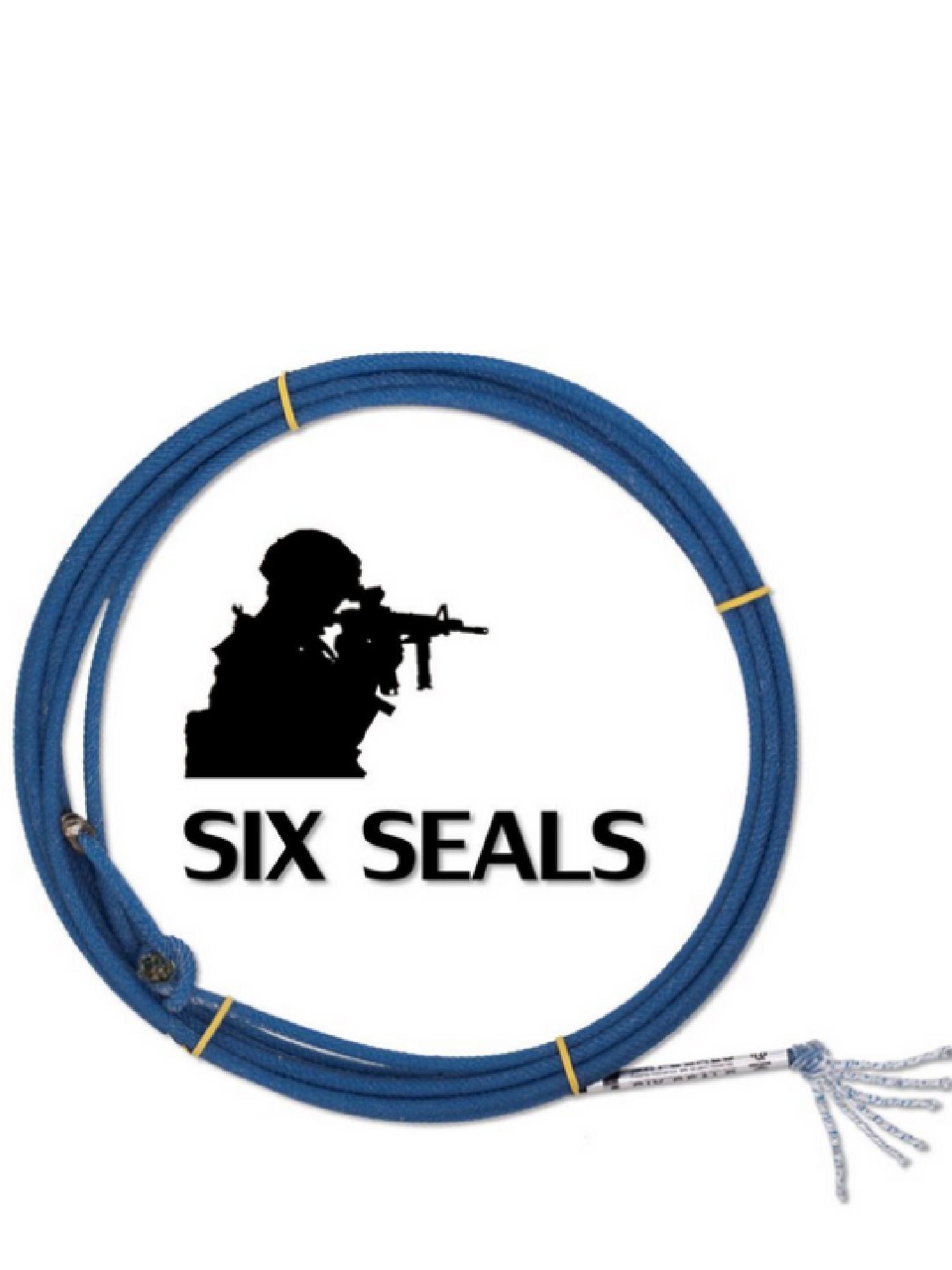 Laco Team Roping Six Seals 6 Tentos Cab. MS: 31