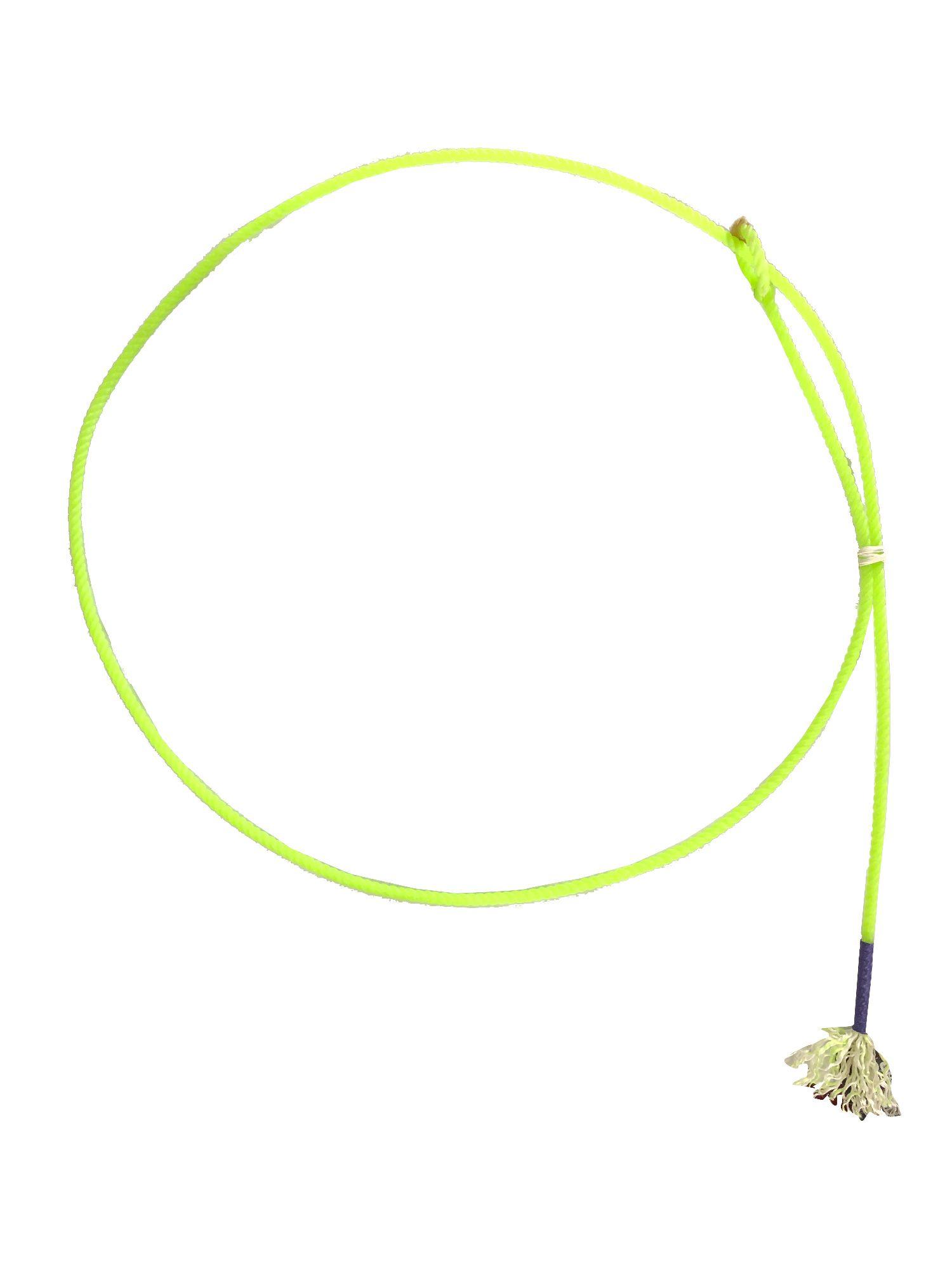 Peia Precision Ropes 1/4 Verde Fluorescente