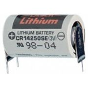 BATERIA DE LITHIUM 3V CR14250SE-FT1 03 TERMINAIS FDK_SANYO (CR14250SEFT1)