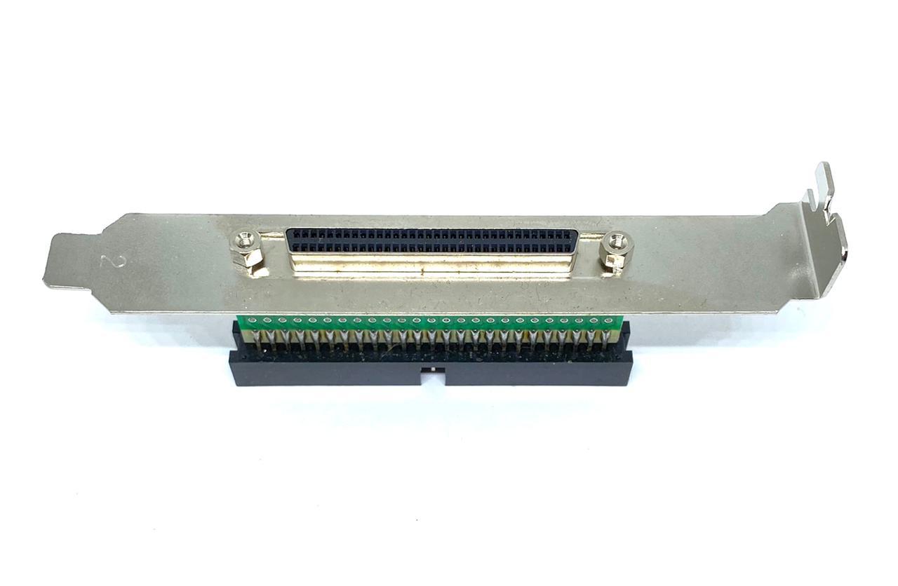 ADAPTADOR SCSI3 FÊMA PARA IDE 50 VIAS MACHO AS124BRKT (SCSI3F-IDE50M)