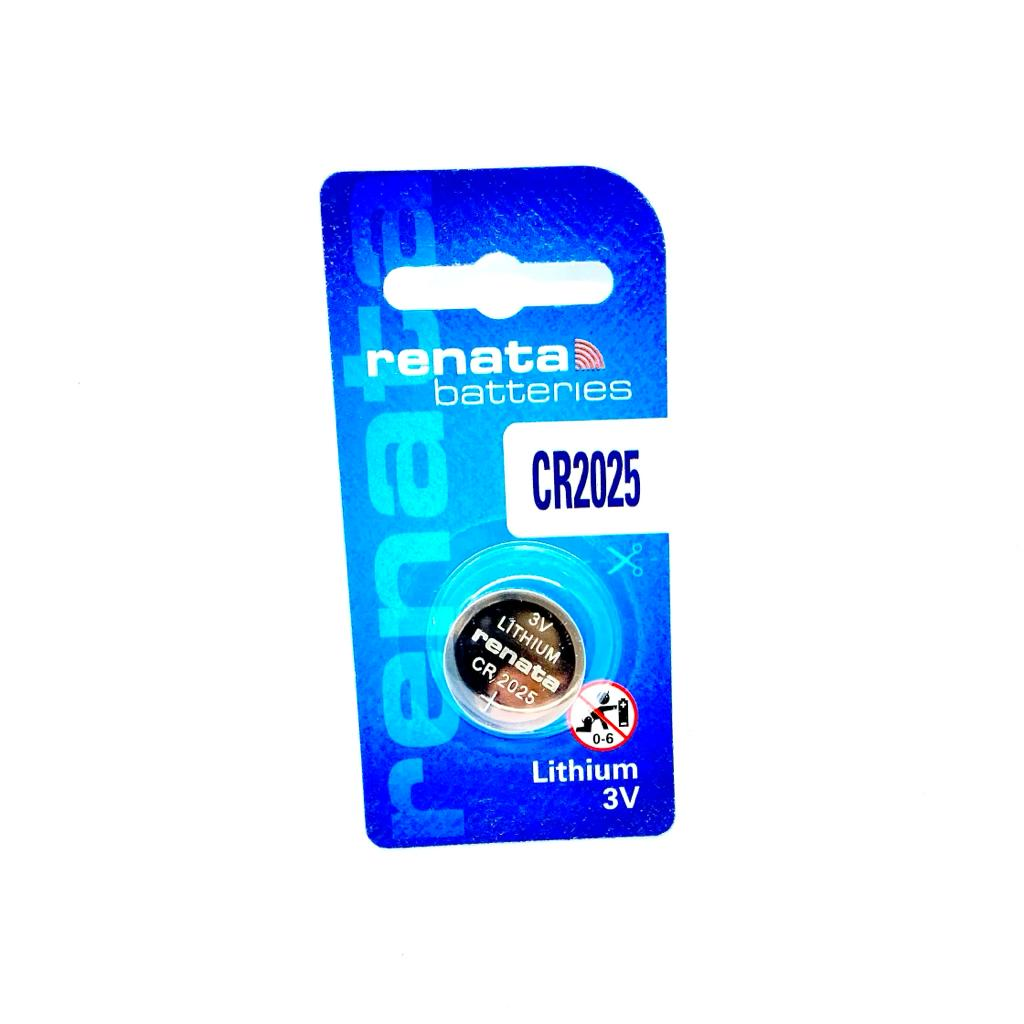 BATERIA CR2025 RENATA