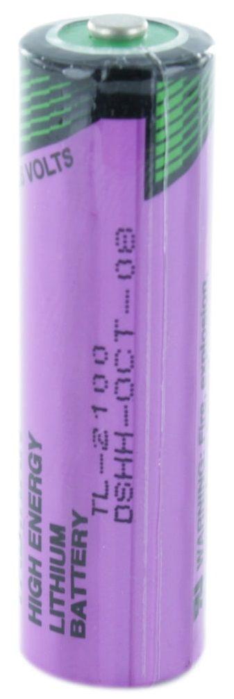 BATERIA DE LITHIUM 3,6V AA 2100mAh TL-2100/S TADIRAN (TL2100S)