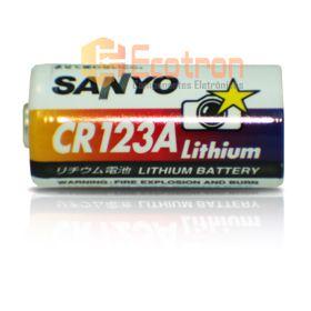 BATERIA DE LITHIUM CR123A SANYO