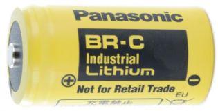 BATERIA DE LITHIUM 3V BR-CSSP PANASONIC (BRCSSP)