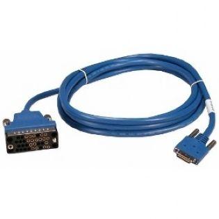 CABO PARA ROTEADOR CISCO V35 FEMEA X HD26 MACHO V35FCN26M (V35F-HD26M) COM 3 METROS