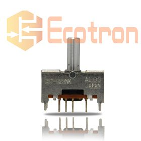 CHAVE CST-023NK ALCO DP3T ON-ON-ON PCB