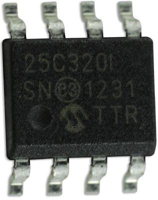CIRCUITO INTEGRADO 25C320/SN SMD SOIC 08PINOS MICROCHIP