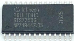 CIRCUITO INTEGRADO BTS7750G SMD P-DSO-28-14 INFINEON