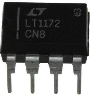 CIRCUITO INTEGRADO LT1172CN8 DIP 08PINOS LINEAR TECHNOLOGY