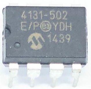 CIRCUITO INTEGRADO MCP4131-502E/P DIP 08PINOS