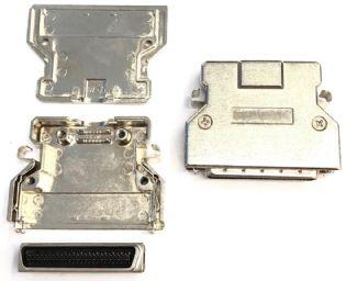 CONECTOR SCSI2 HPMC50M MACHO MC150PRCAO 36219 TOWER