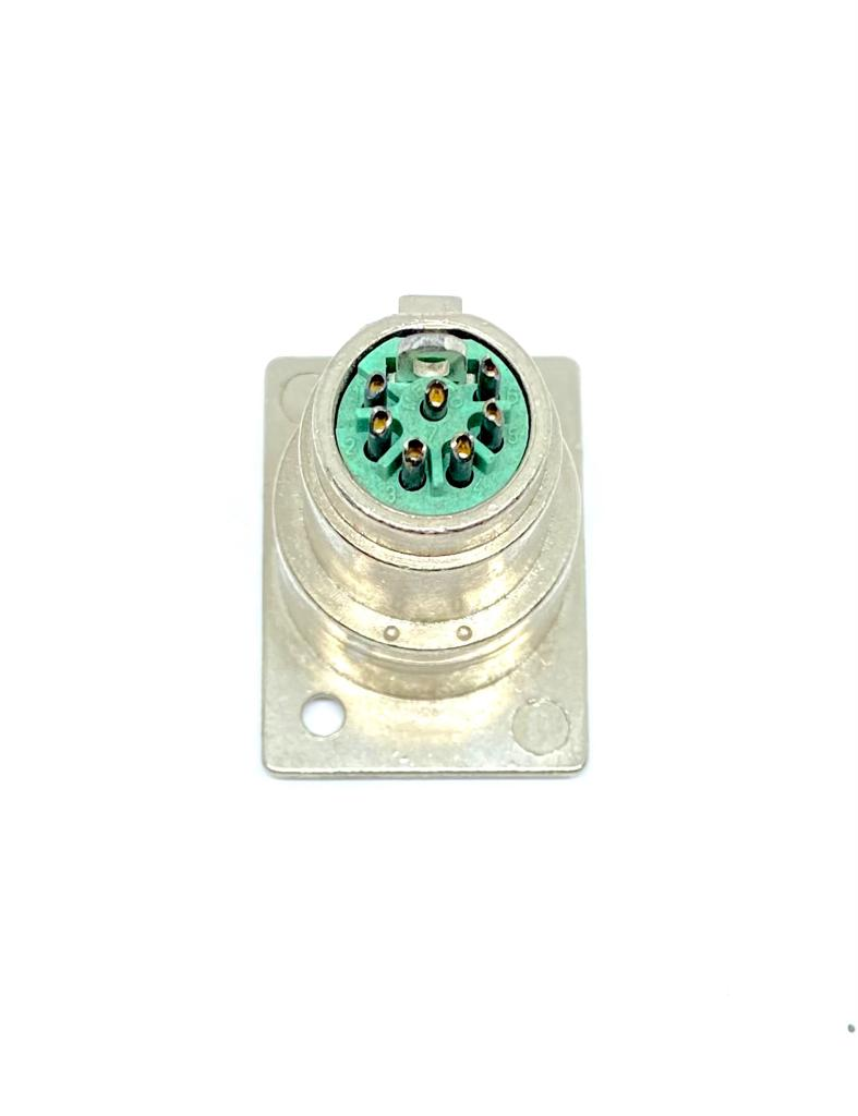 CONECTOR XLR 7PINOS D7F PAINEL SWITCHCRAFT