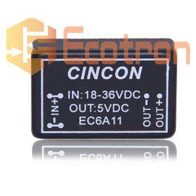 CONVERSOR DC/DC EC6A11 CINCON