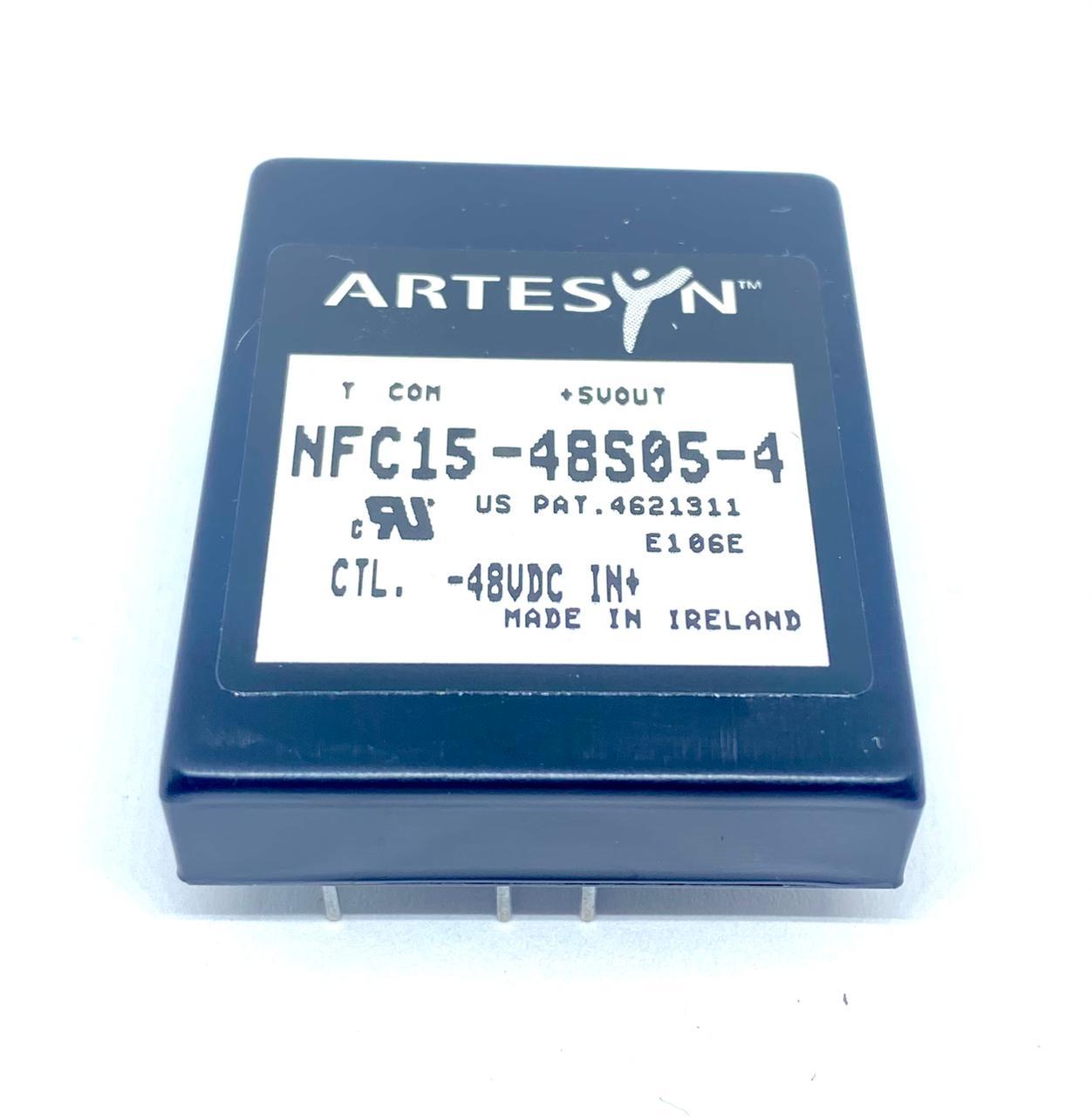CONVERSOR DC/DC NFC15-48S05 / NFC15-48S05-4 ARTESYN