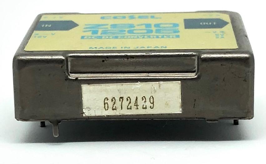 CONVERSOR DC/DC ZS101205 COSEL